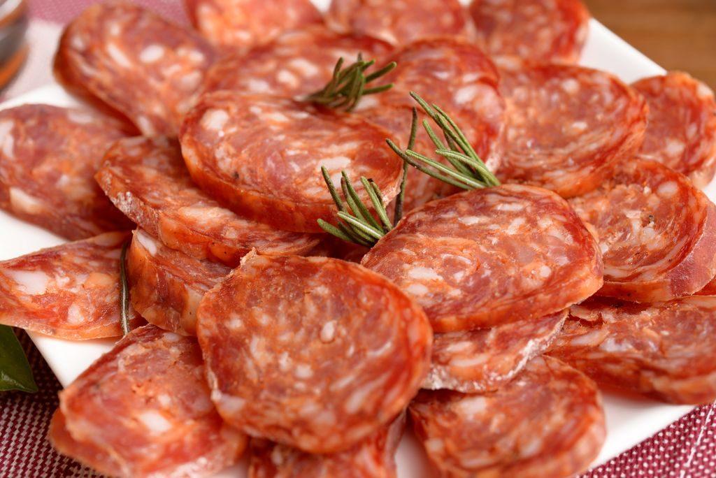 Salame piccante