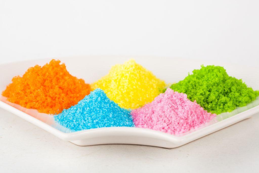 Cristalli di zucchero
