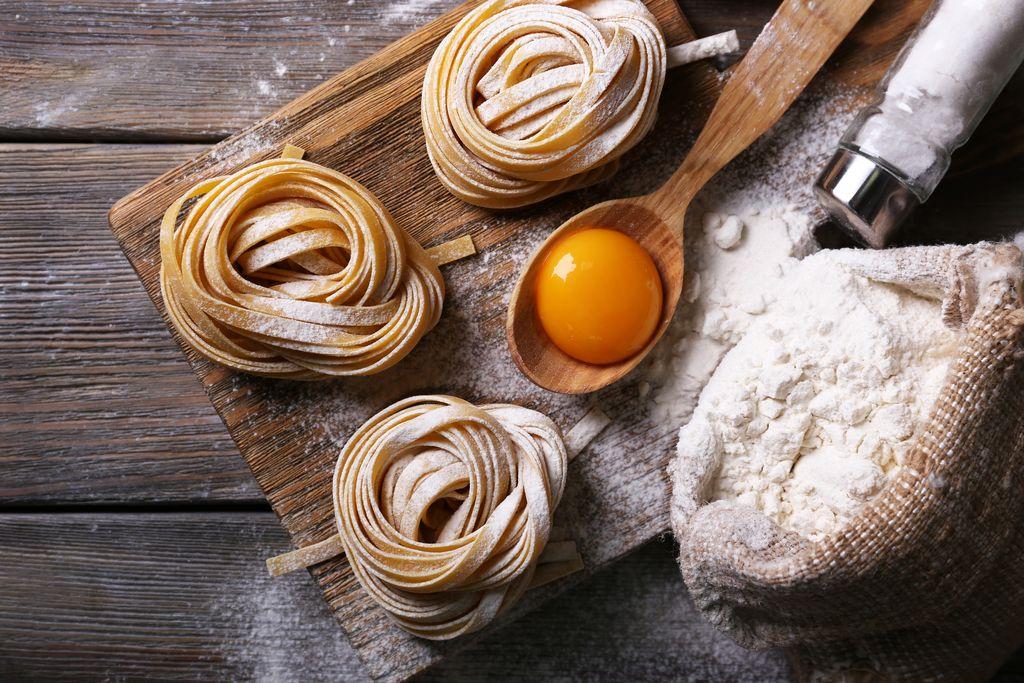 Pasta fresca con solo tuorli   The Cooking Hacks (IT)