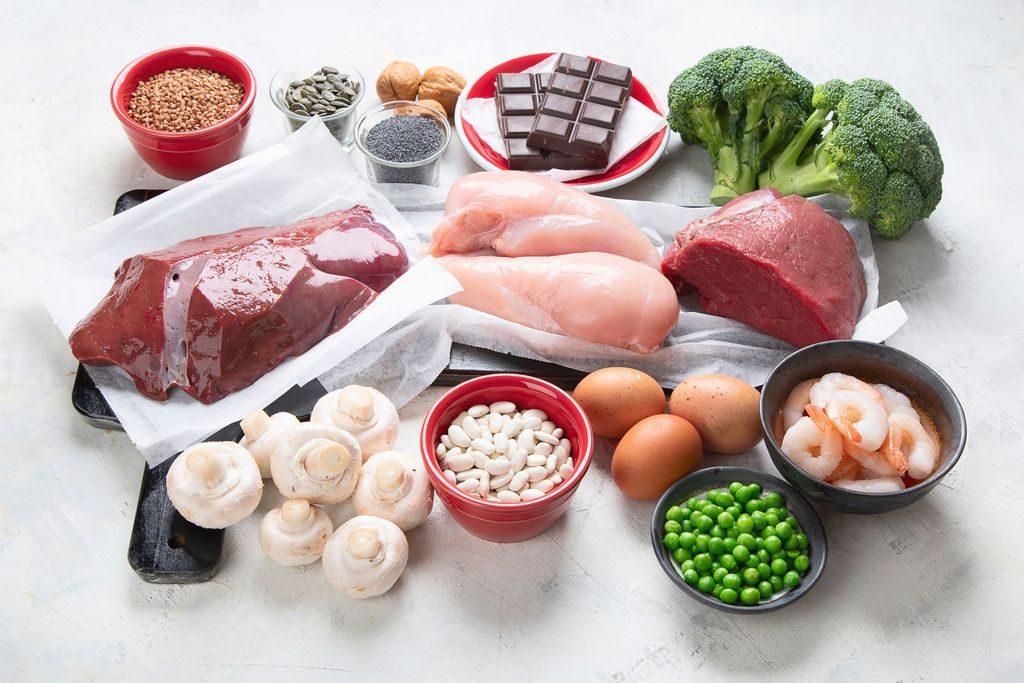 Cibi ricchi di ferro: gli ingredienti da comprare e le ricette da preparare