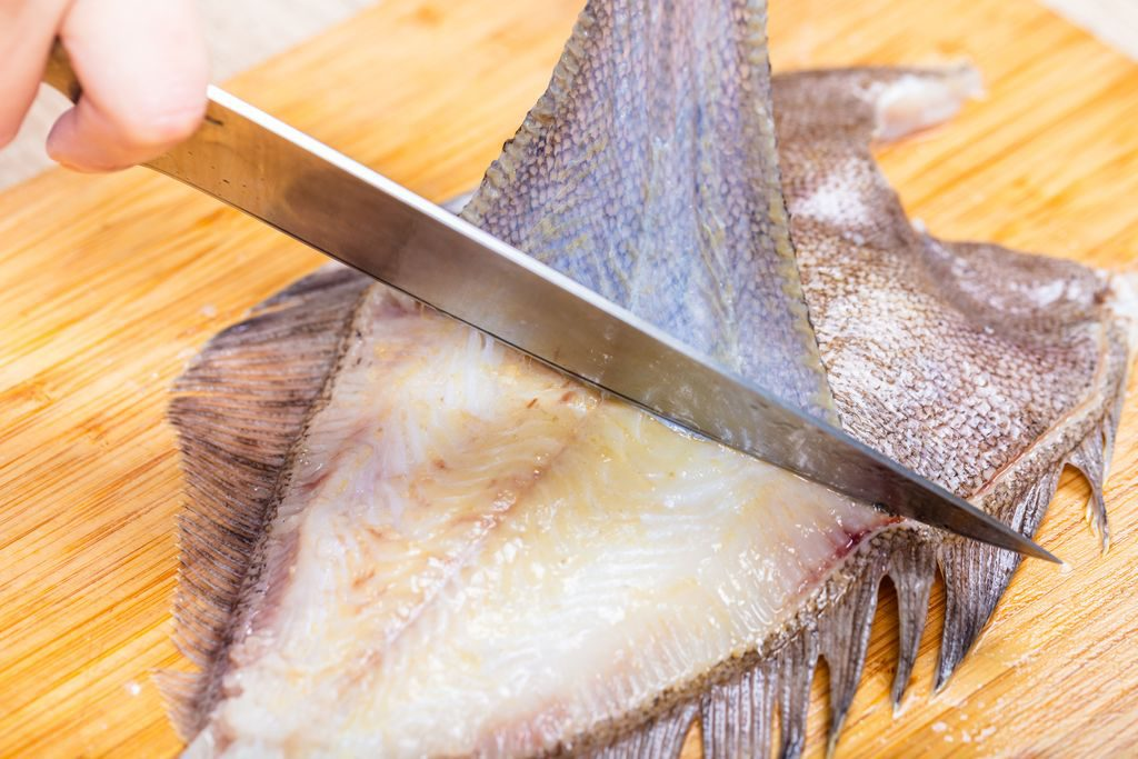 Come spellare il pesce