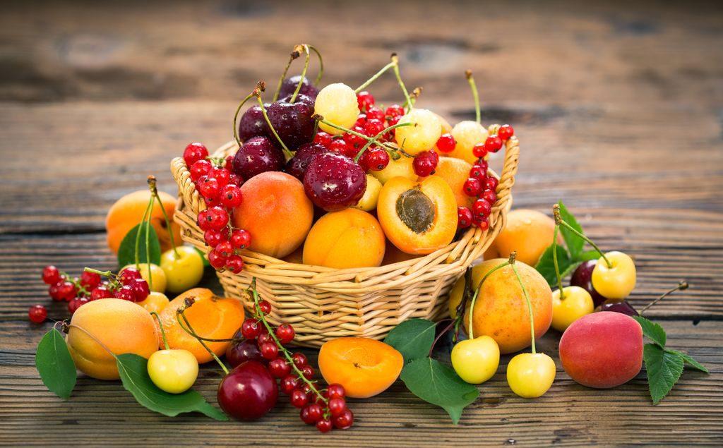 La spesa di maggio: frutta e verdura di stagione