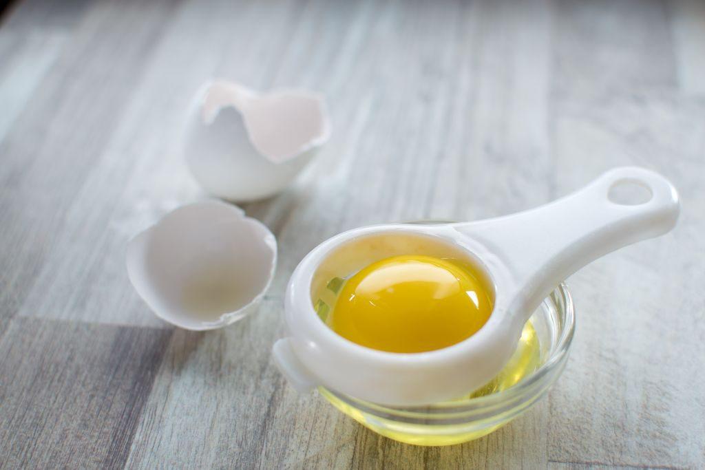 Separatore per uova