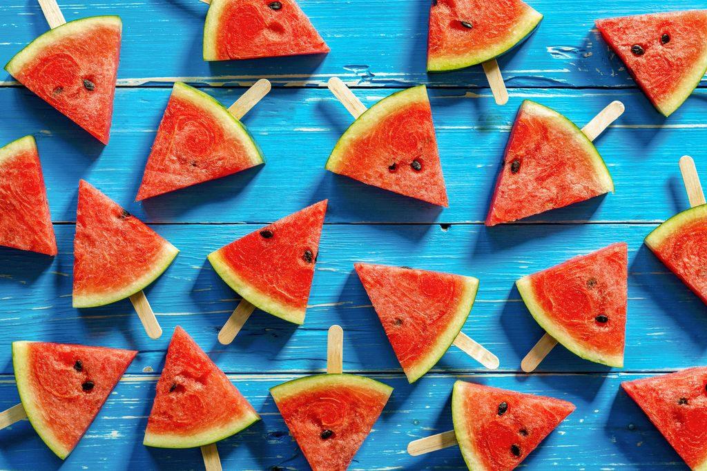 La spesa di Agosto, la frutta e la verdura di stagione