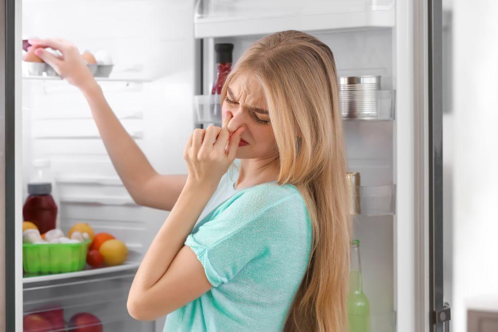 Come pulire il frigo che puzza