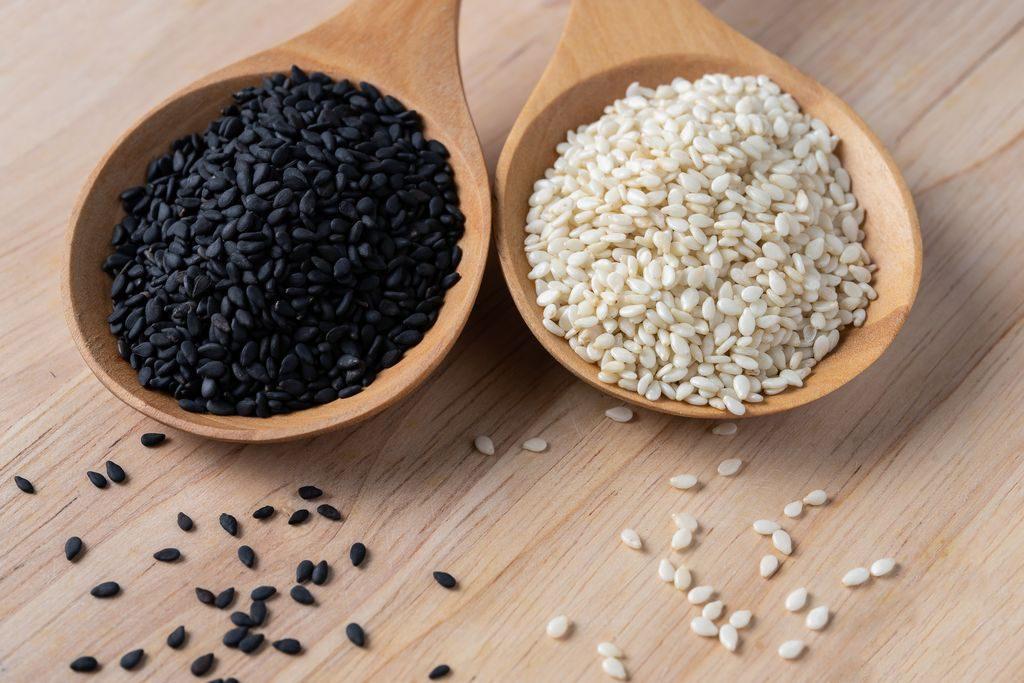 Varietà di semi di sesamo