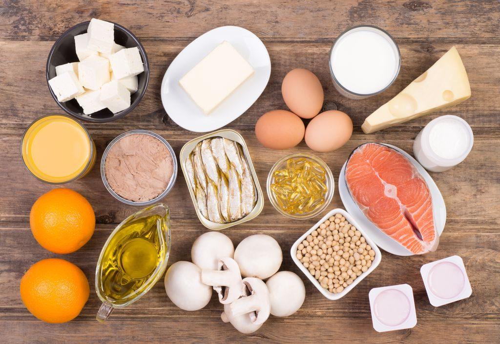 Cibi con vitamina D: cosa preparare in caso di carenza