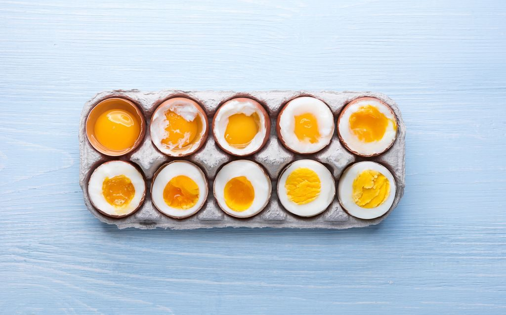 Cottura delle uova sode