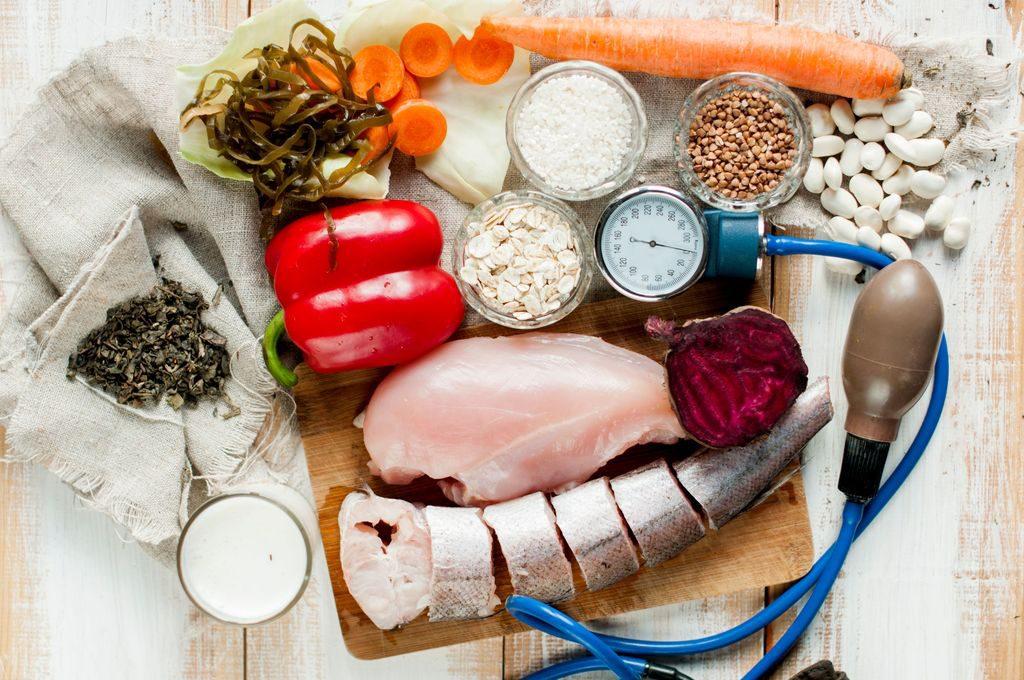 Pressione alta: cosa mangiare e cosa evitare