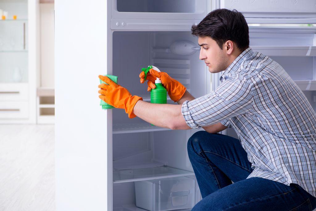 Prodotti per la pulizia del frigorifero