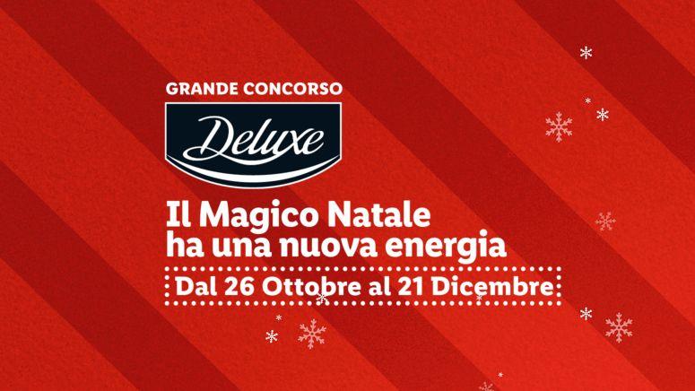 Concorso Deluxe Lidl Natale 2020, come partecipare e vincere la Mini Full Electric