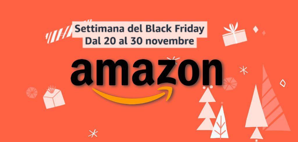 Settimana del Black Friday di Amazon: le offerte più interessanti per Casa e Cucina