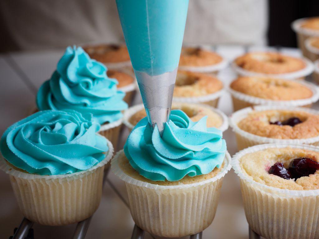 Come decorare i cupcake con il sac à poche
