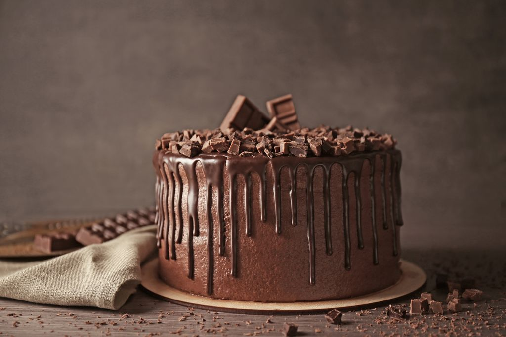 Come decorare una torta con il cioccolato