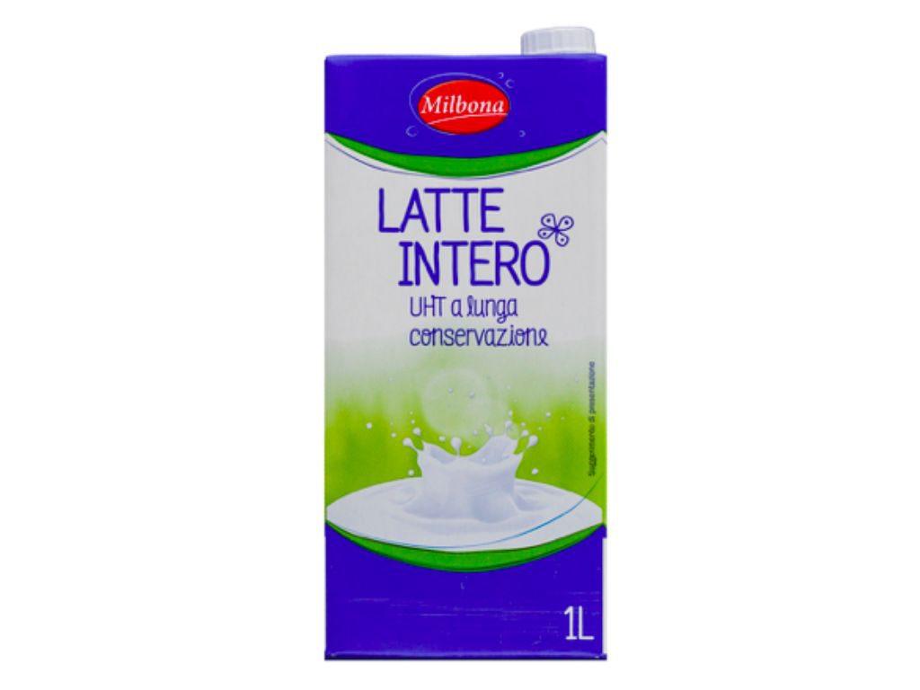 Latte Milbona richiamato da Lidl per perdita di sterilità delle confezioni