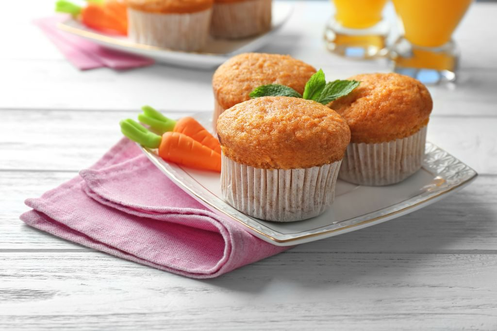 Muffin alle carote, Camille