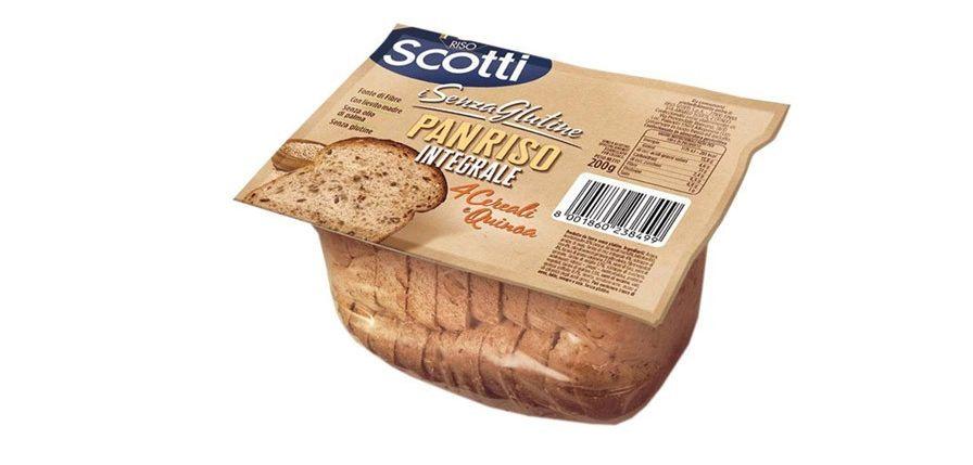 Riso Scotti Spa richiama Panriso integrale 4 Cereali e Quinoa