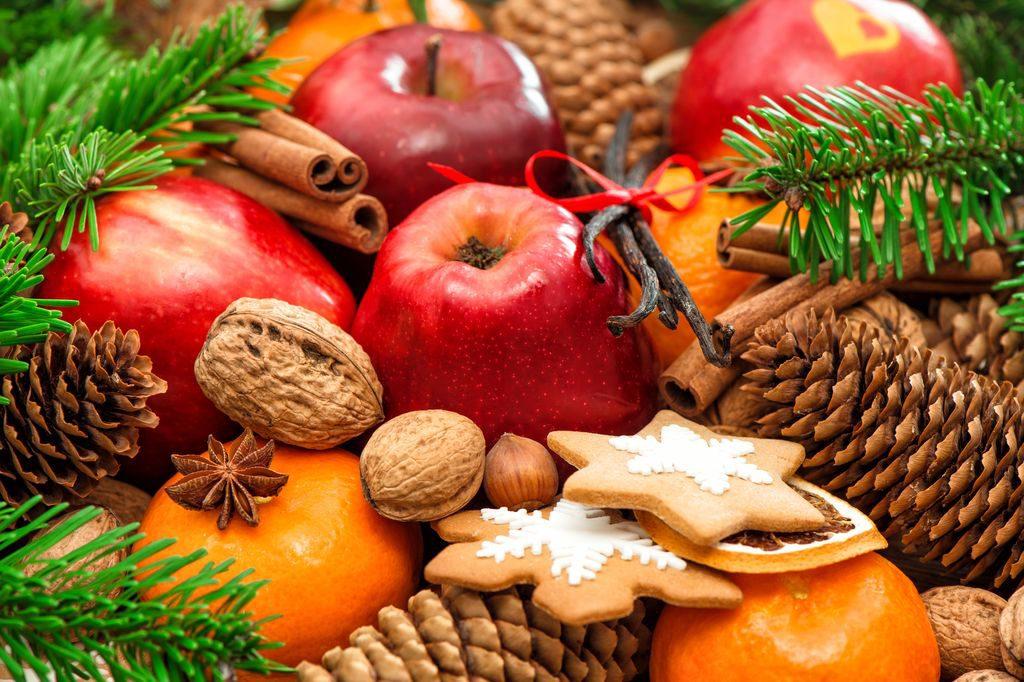 Spesa di dicembre: frutta e verdura di stagione