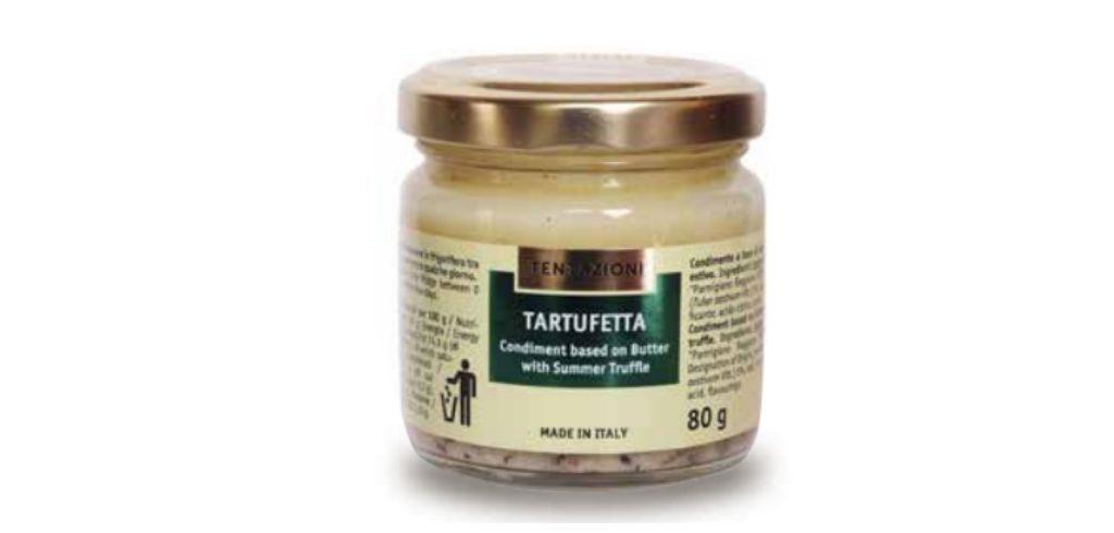 Ritirata dalla vendita Tartufetta di T&C Tentazioni per presenza allergeni non dichiarati in etichetta