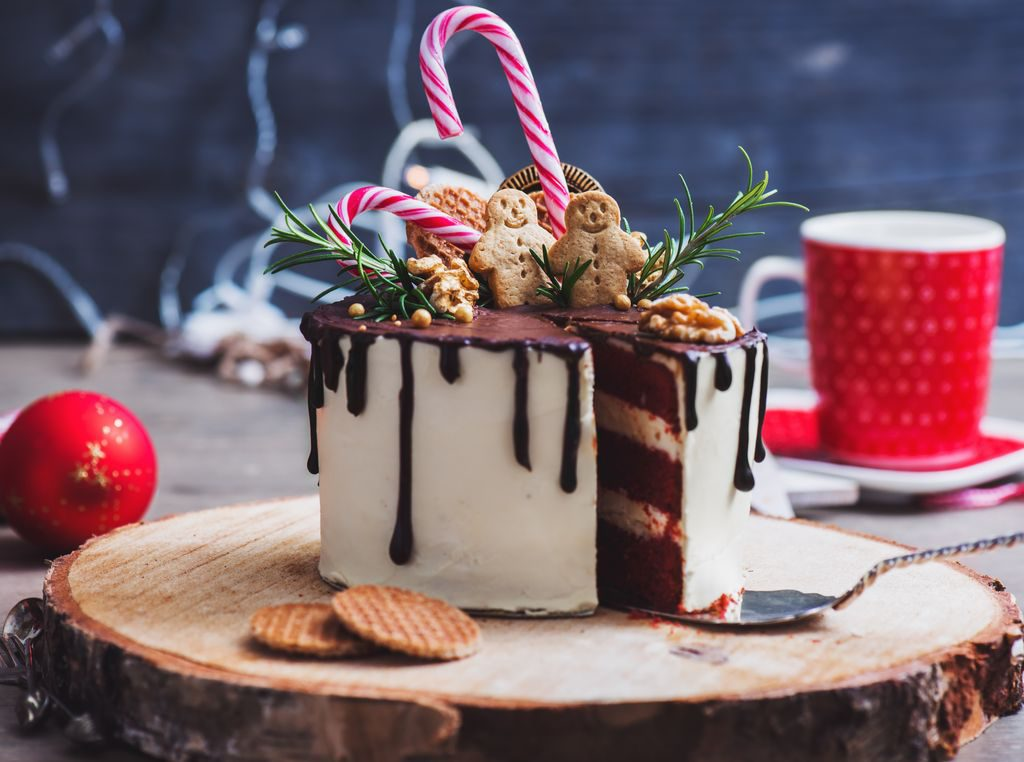 Come fare decorazioni natalizie per torte e biscotti