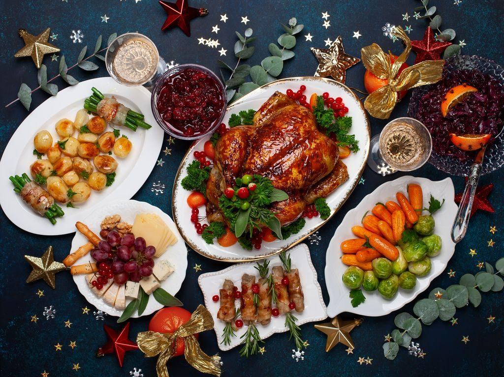 Il menù di Natale, le ricette dagli antipasti ai dolci