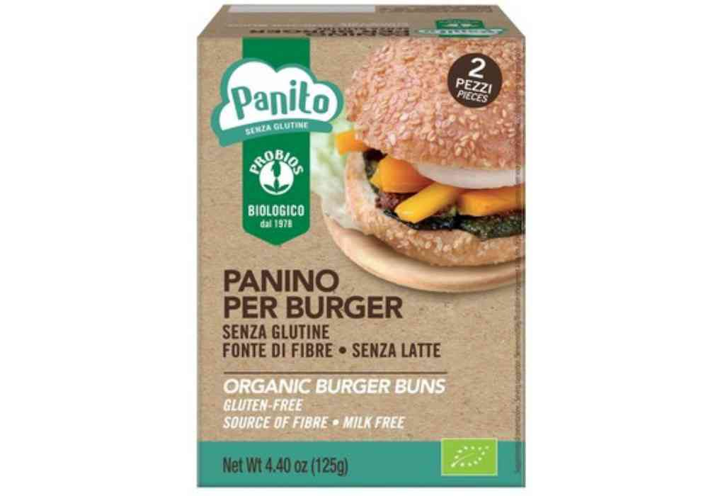 Panino per Burger senza Glutine - Probios