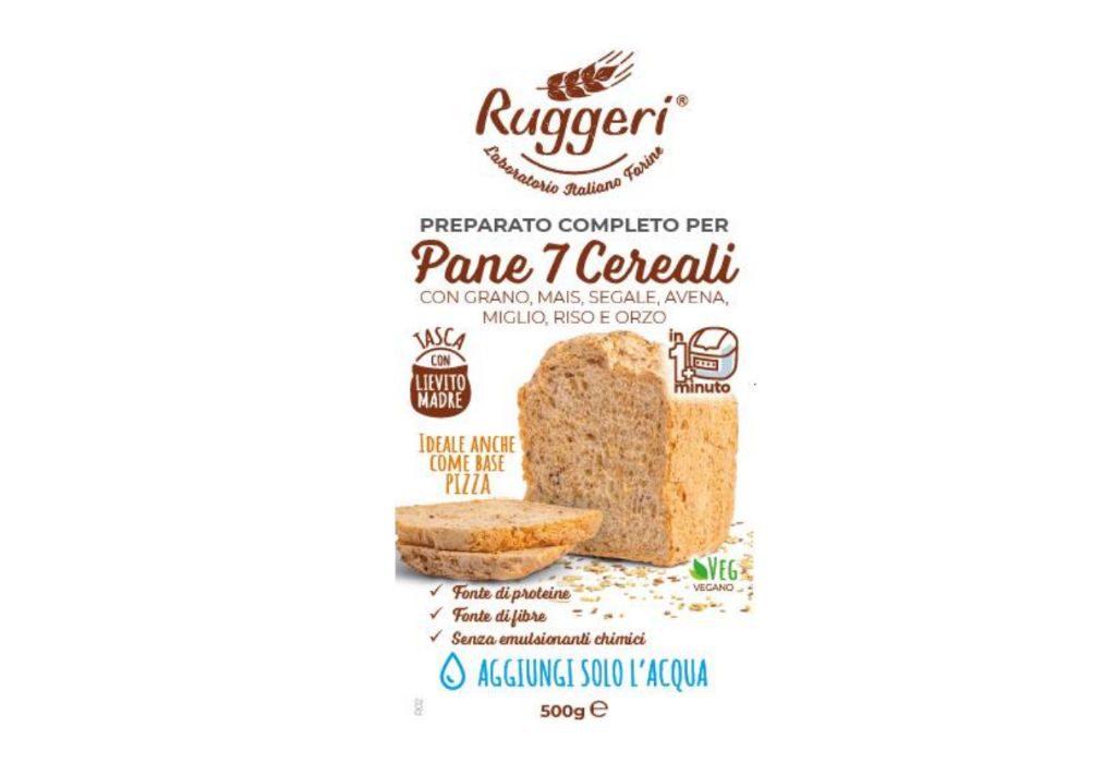 Ritirato il preparato per pane ai 7 cereali di Ruggeri srl per il sesamo contaminato