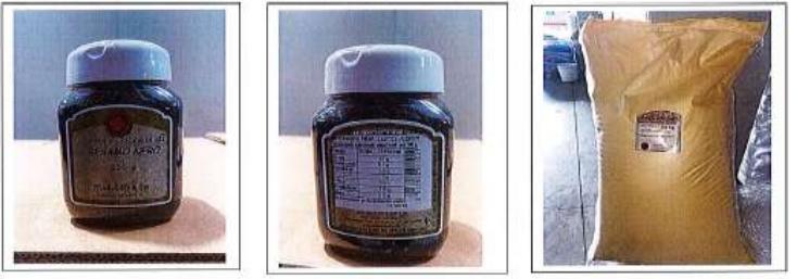 Ritirati i semi di sesamo nero Michelotti & Zei s.r.l. per rischio chimico