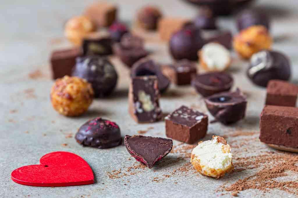 Cioccolatini per San Valentino, le ricette per farli in casa