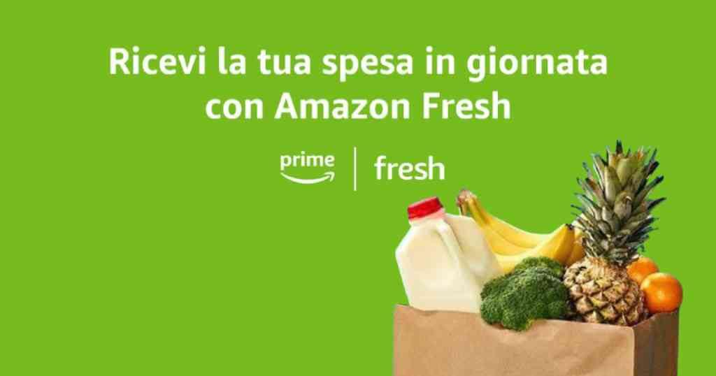 Amazon Fresh disponibile in Italia: cos'è e come funziona la spesa online (per ora a Milano)