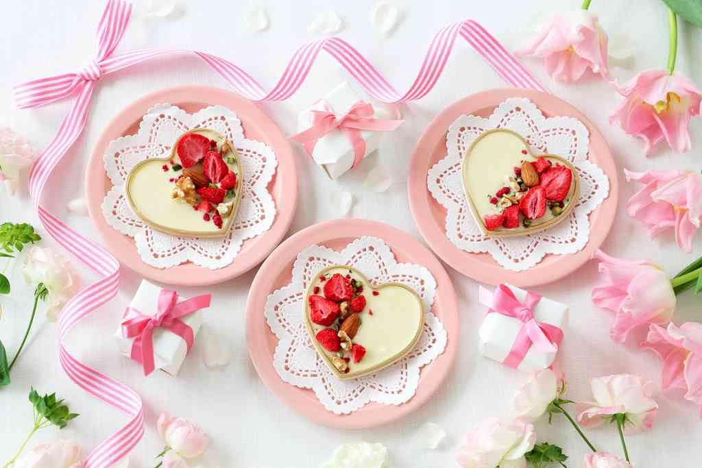 Cioccolatini velocissimi per San Valentino, i mendiants