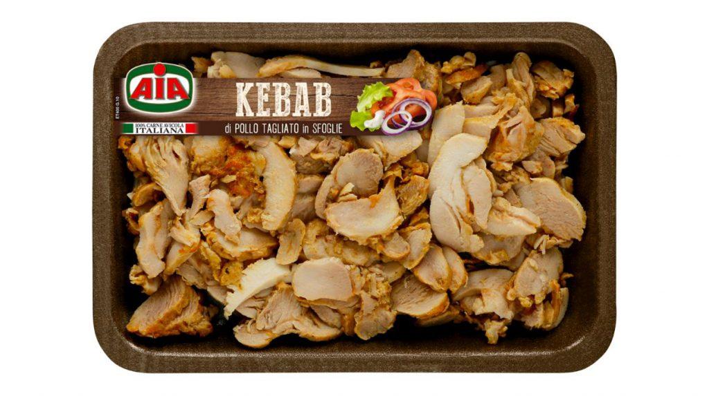 Aia richiama il kebab di pollo per possibile presenza di frammenti di plastica