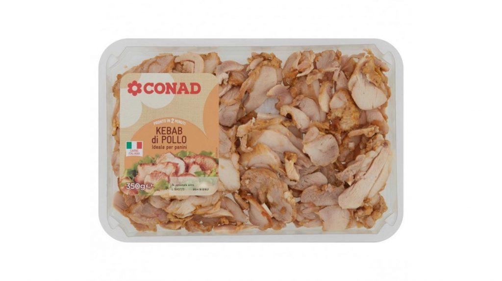Kebab di pollo - Conad