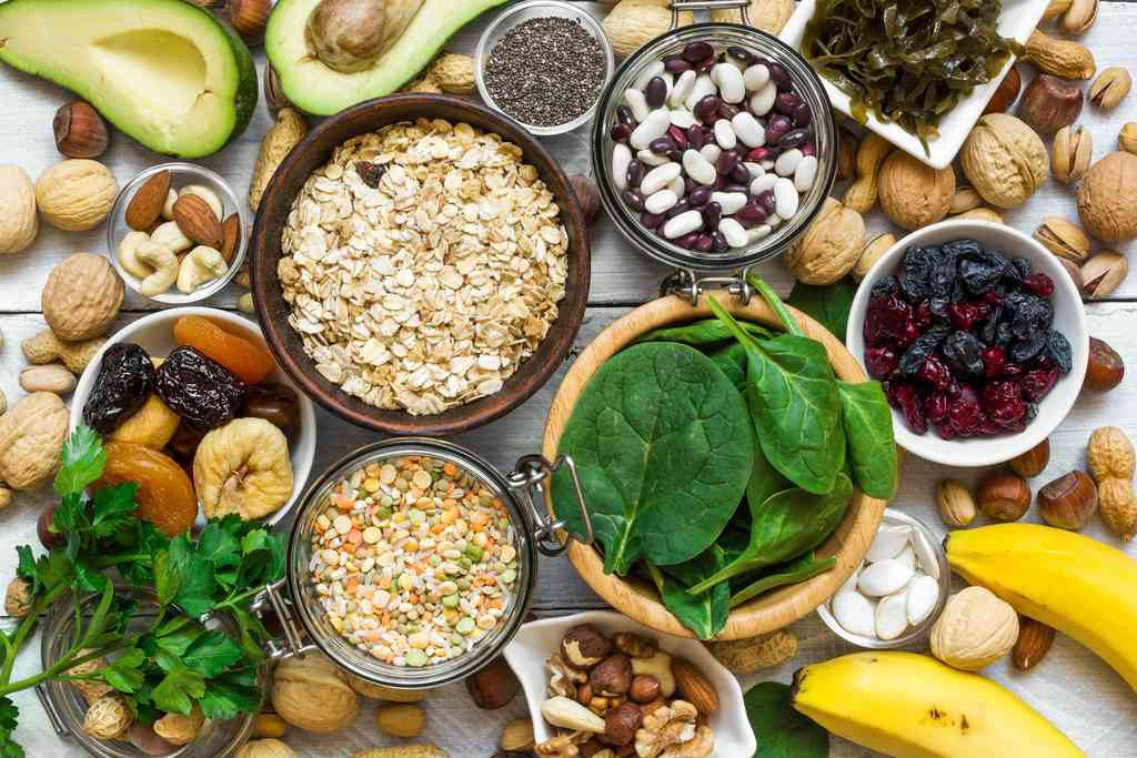Magnesio e potassio, dove si trovano negli alimenti