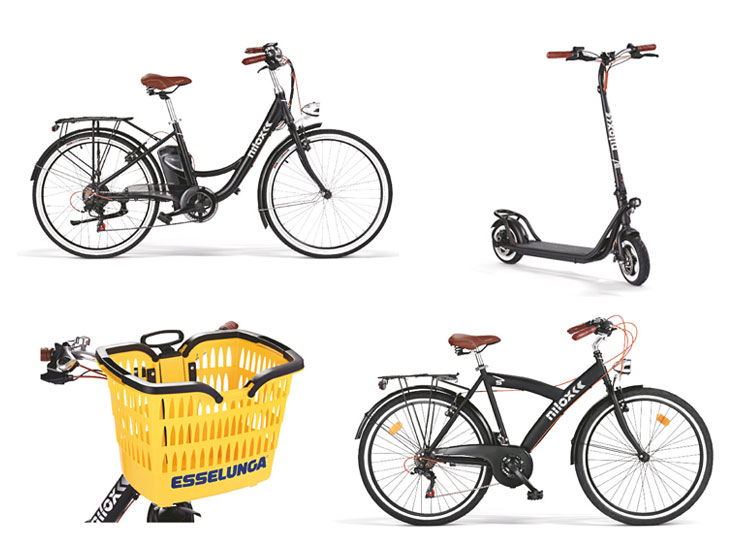 Grande Concorso Vinci la Mobilità - Vinci tu, Vince l'ambiente di Esselunga: i premi istantanei