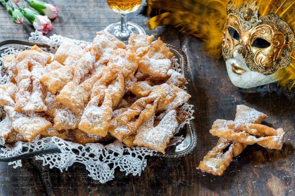 Le ricette tradizionali di Carnevale le ricette regionali dolci e salate
