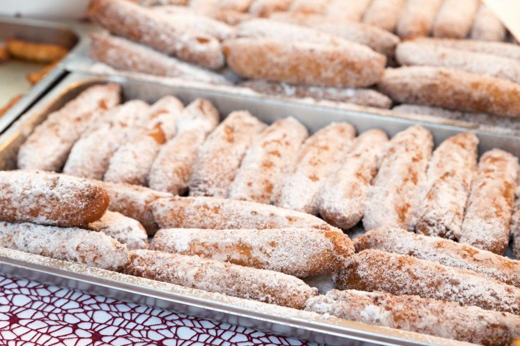 Ricette di Carnevale: gli Sfinci Siciliani