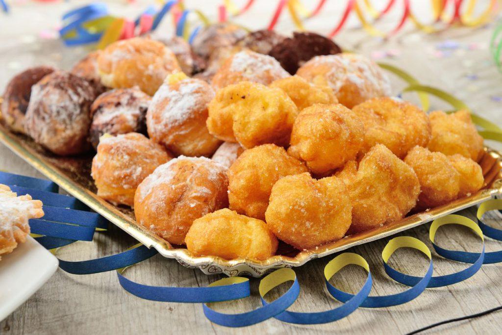 Ricette di Carnevale: i tortelli milanesi