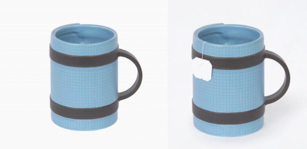 Il Ministero della Salute ha richiamato la tazza Yoga Mug BLUE per migrazione di materiali