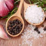 Come sostituire il sale
