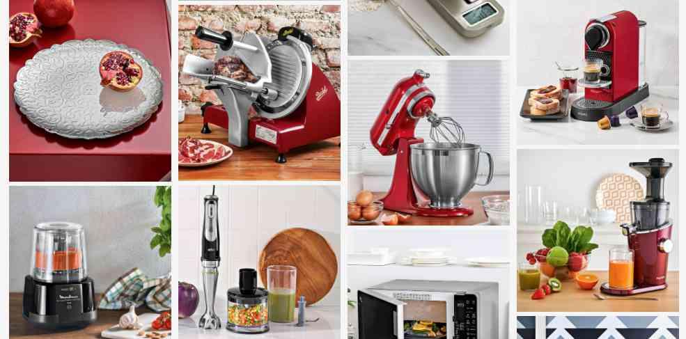 I premi del catalogo Fidaty di Esselunga per chi ama cucinare