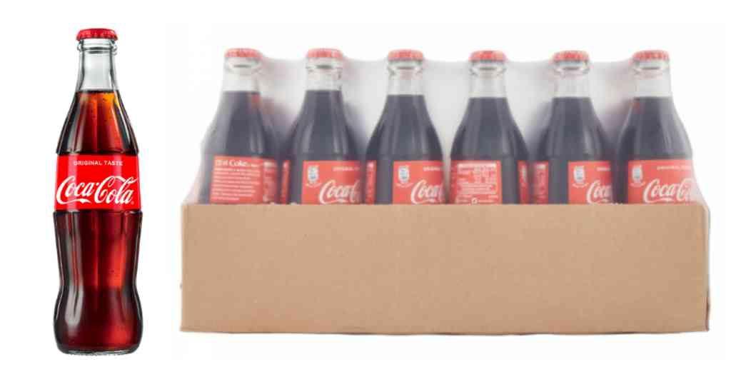 Coca Cola ritira le bottigliette in vetro da 33 cl per presenza di corpi estranei