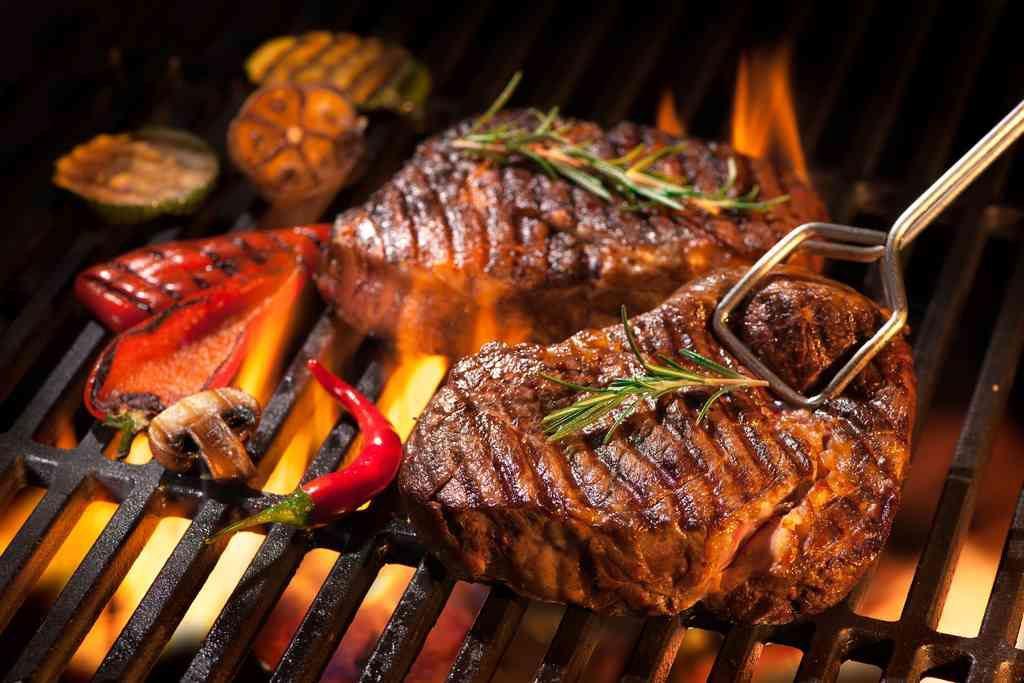 Come grigliare la carne