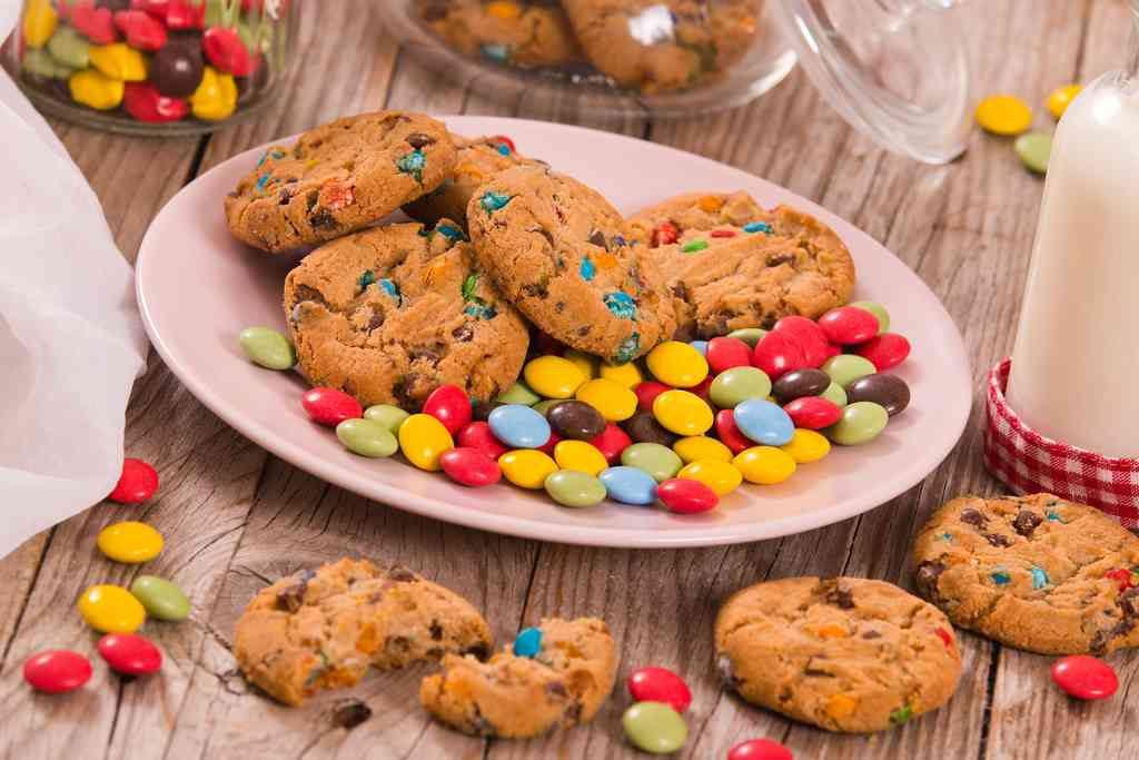 Biscotti di Carnevale per bambini, i cookies