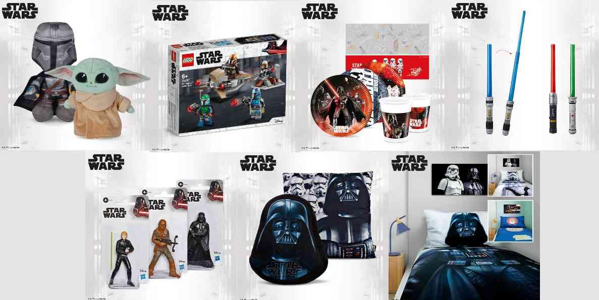 Le offerte Eurospin dedicate a Star Wars