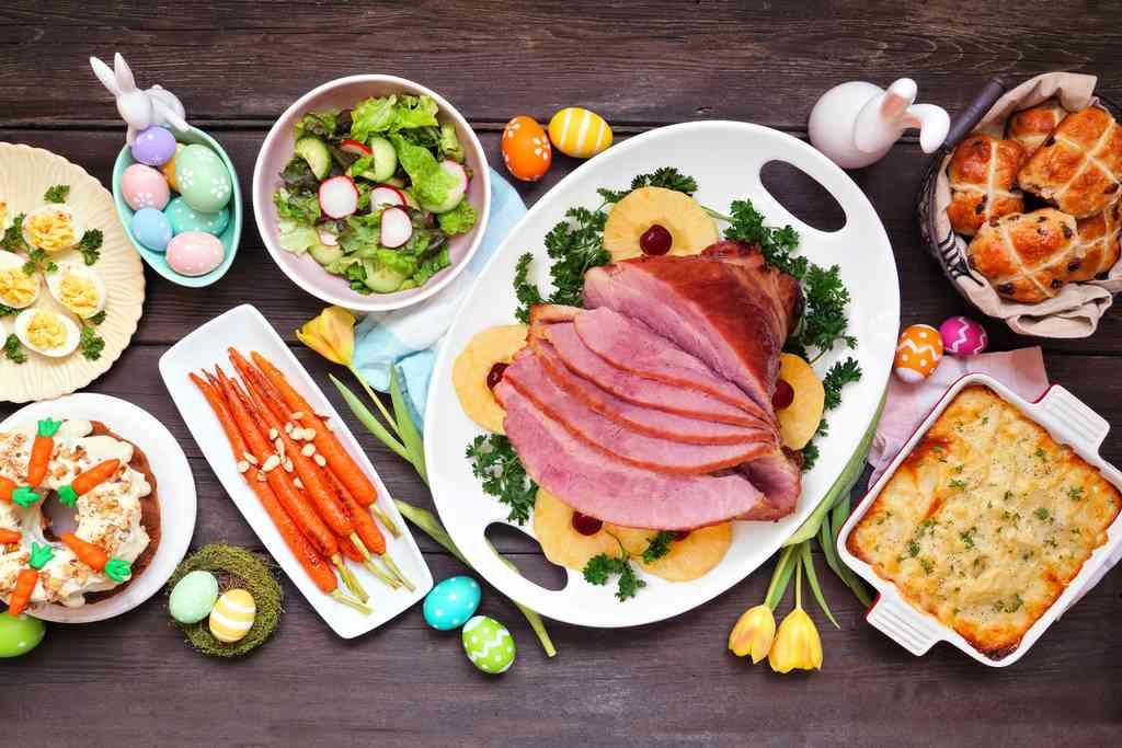 Il menu di Pasqua, le ricette per il pranzo dall'antipasto al dolce