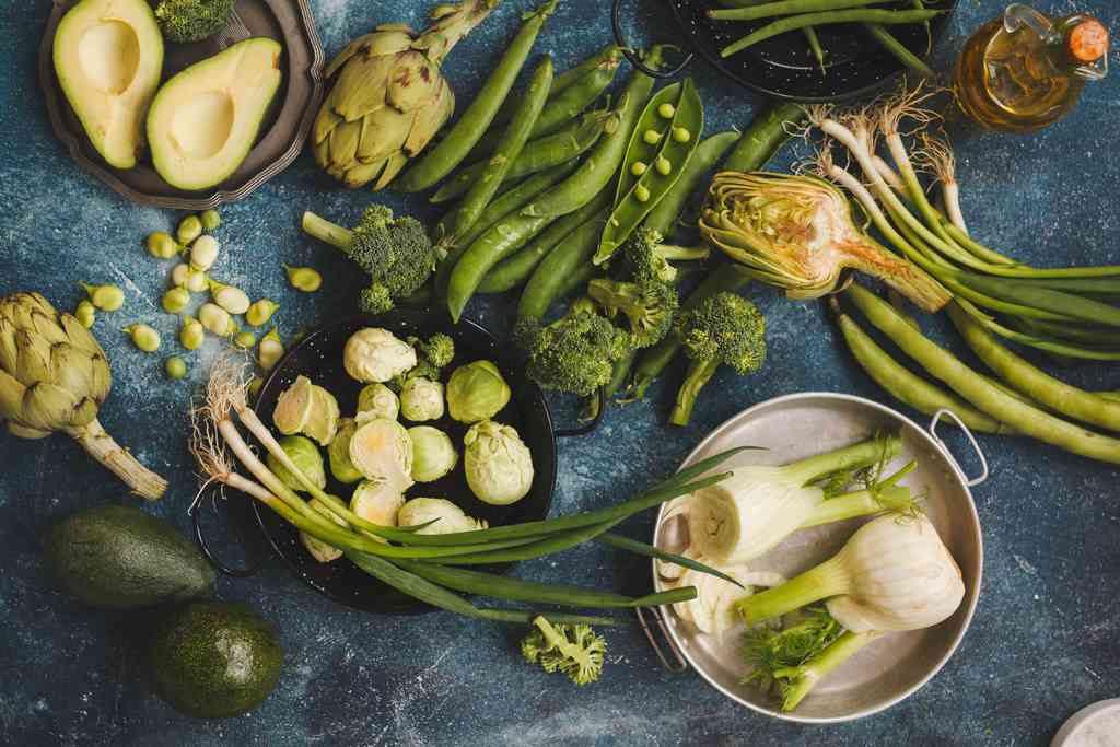 Spesa di marzo: frutta e verdura di stagione