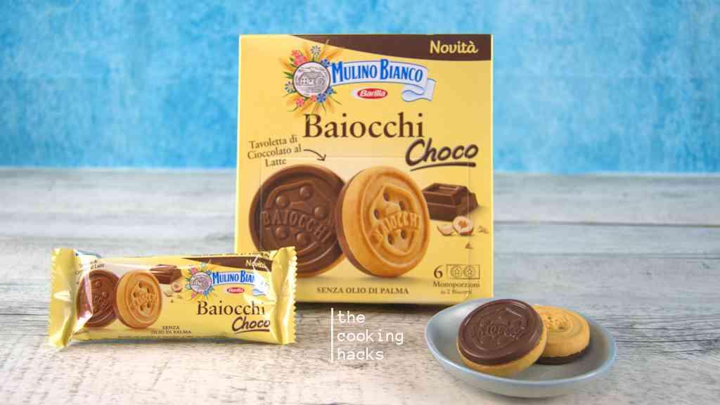 La nostra prova assaggio dei Baiocchi Choco