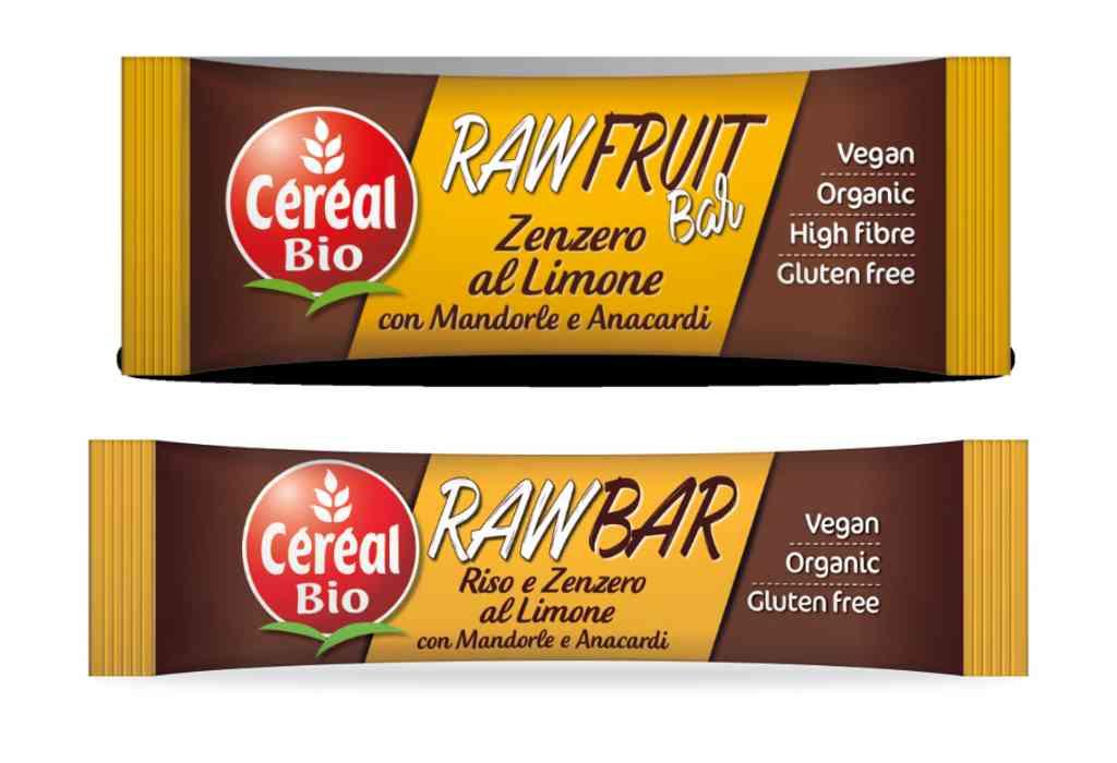 Richiamate barrette snack a causa dell'ossido di etilene nello zenzero