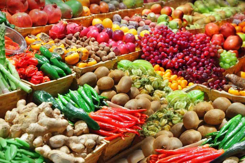Come scegliere frutta e verdura